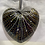 Thumbnail: Black & Silver Rustic Wooden Heart