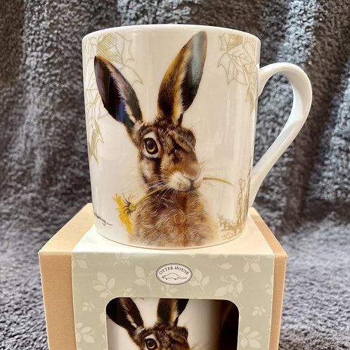 Ceramic Hare Mug