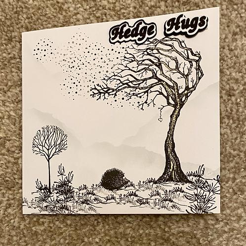 Hedge Hugs 2 Greeting Card