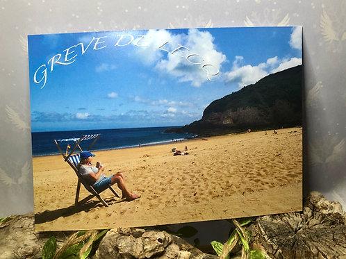 Postcard Greve De Lecq
