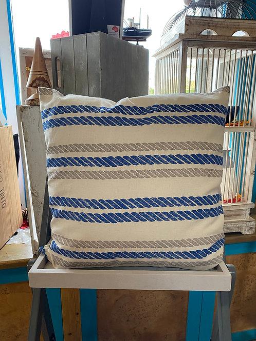 Rope Pattern Cushion