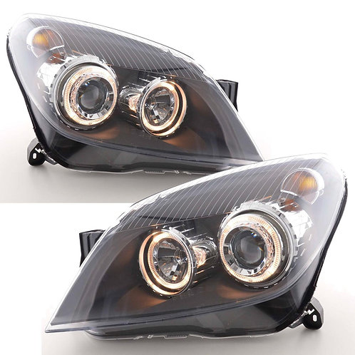 mk5 astra halo head lights RHD