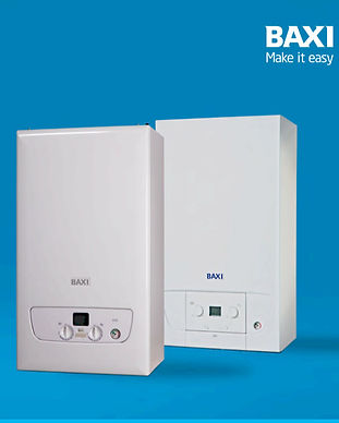 Baxi Boilers with Newgasboilers.ie
