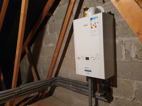 Old Heating Systems Replaced with Combi Boiler