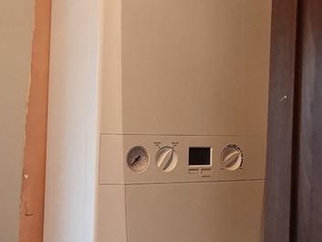 Ideal Logic 24kw Gas Boiler Upgrade in Citywest