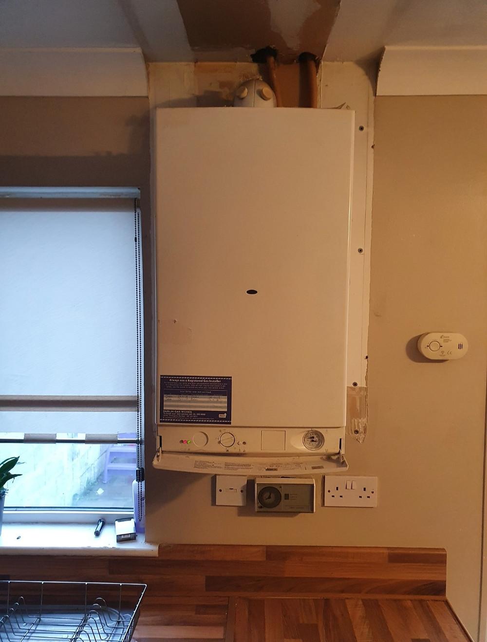 old Biasi Riva Plus Boiler