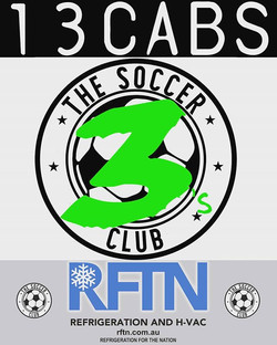 3-a-side competition being held this Sunday (30th April) at The Soccer Club from 3pm