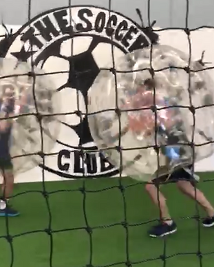 Bubble Soccer Zetland The Soccer Club Al