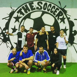 Good game ⚽ on Good Friday 🐰
