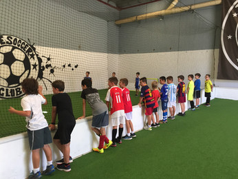 Birthday parties @ The Soccer Club are booming! Lock your dates in !!