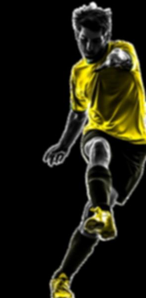 Indoor soccer bookings