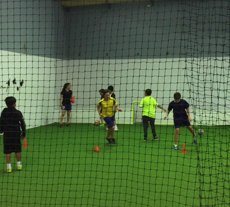 W league Sydney FC Soccer coaching bourke st public school kids kendall fletcher the soccer club ind