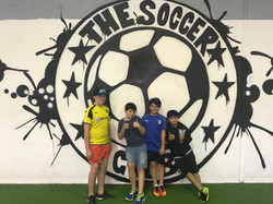 w league, soccer coaching, professional soccer coaching, indoor soccer party, venue hire, kids party