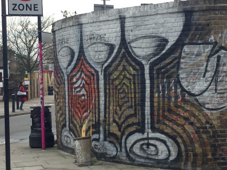 A bit of Hackney Wick? Don't mind if I do.