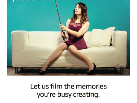 ES Magazine Advert