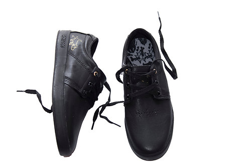 Terry Solid All Black