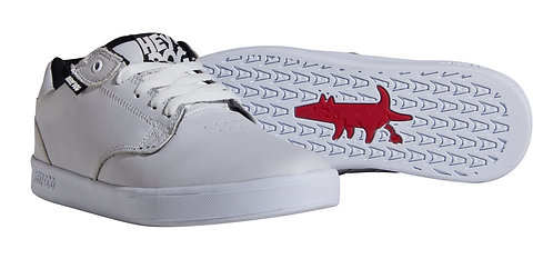 Bull Dog Solid White