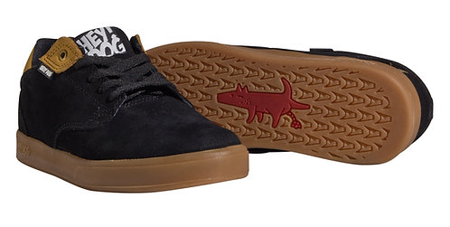 Bull Dog Solid Negro Gum