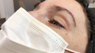 Eyebrow Lamination & Keratin Infusion Lash Lift