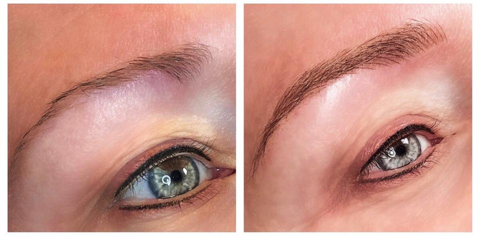 Eyebrow & Eyeliner Duo