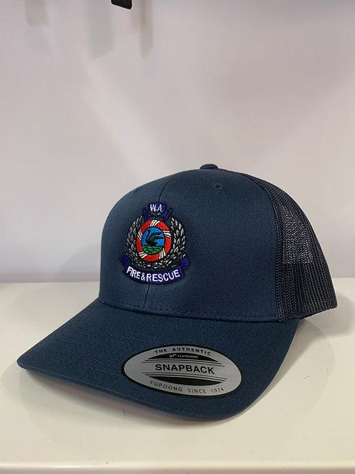 Trucker Cap WA Fire & Rescue