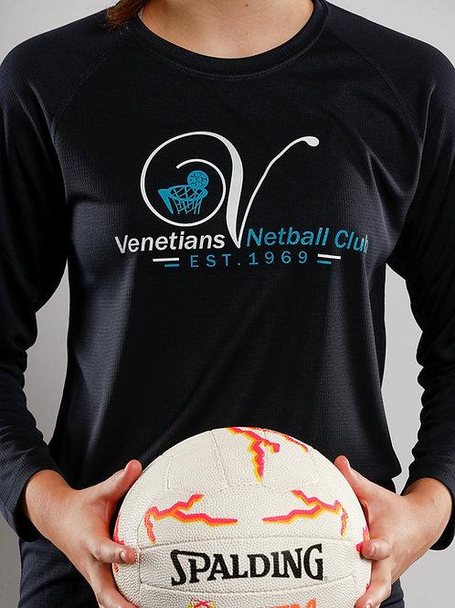 VNC Long Sleeved Training Tee