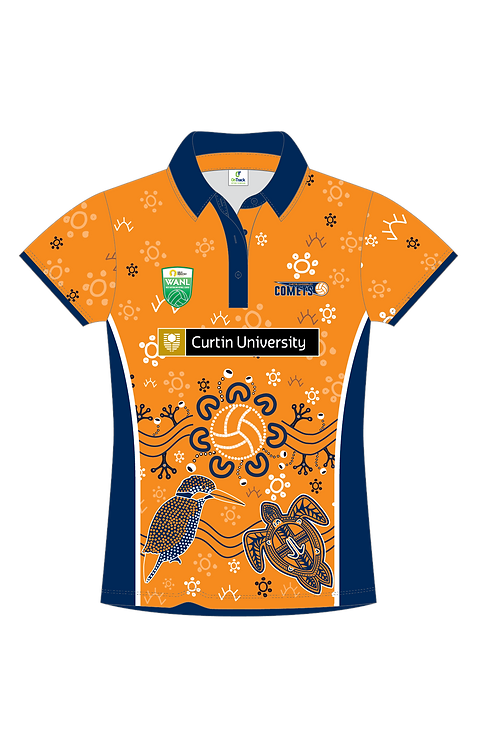 Mens CHC Indigenous Polo