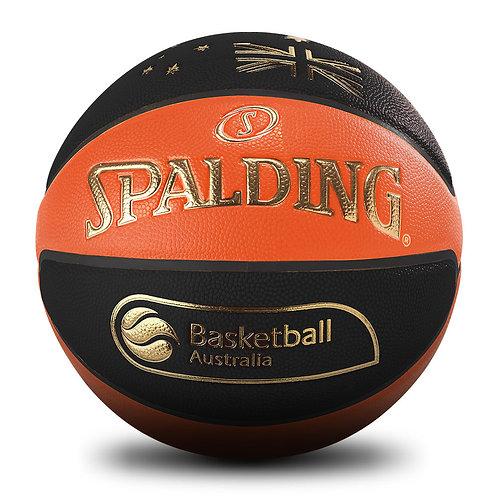 Spalding TF-1000 Legacy - Official Basketball Australia Game Ball