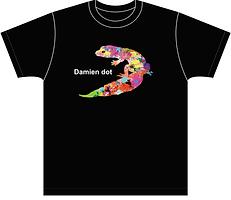DamiendoeTシャツ