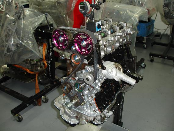 Toyota full engine.JPG