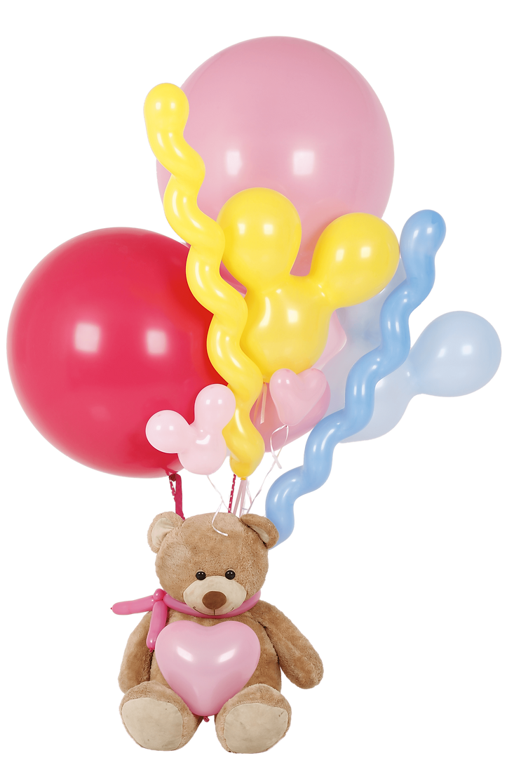 Balões Art-Latex Urso