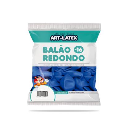 """Balão 16"""" Redondo"""