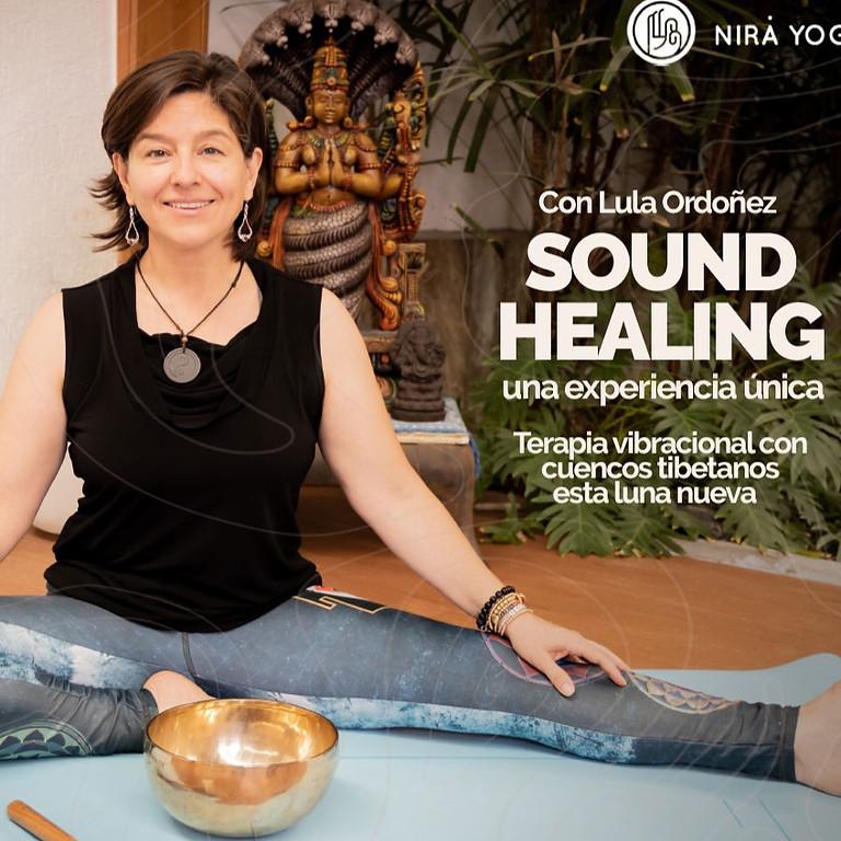 SOUND HEALING con Lula Ordoñez