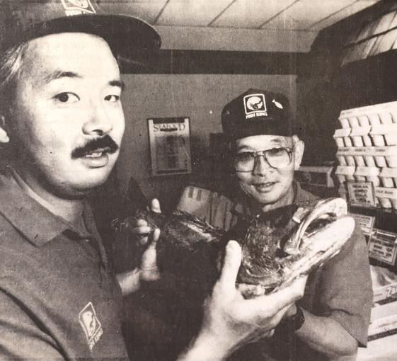 John and Hank Kagawa