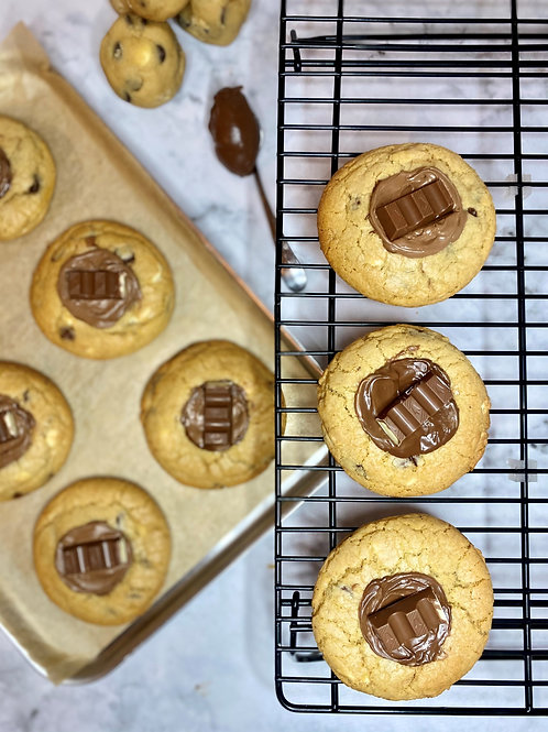 Stuffed Cookies