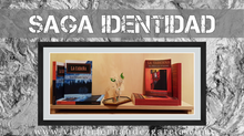 La saga Identidad en papel