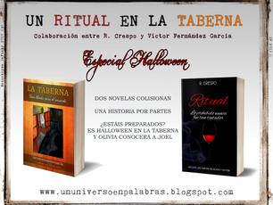 Especial Halloween: Un ritual en la taberna (Colaboración con R. Crespo)