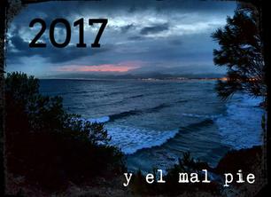 2017 y el mal pie