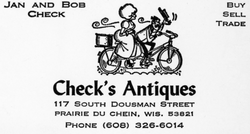 Early Business Card.