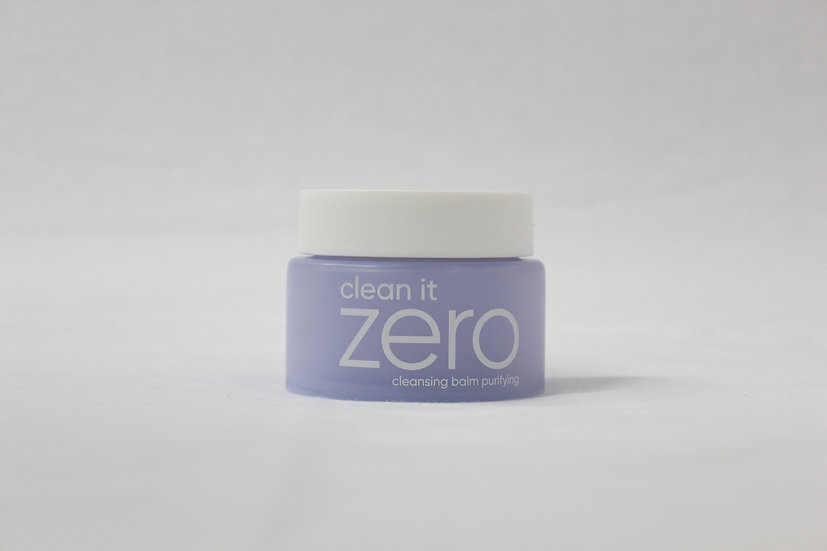 Clean It Zero Cleansing Balm Purifying Banila Co