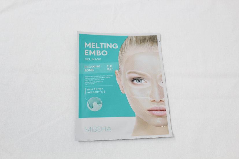 Missha Melting Embo Gel Mask - Relaxing Bomb