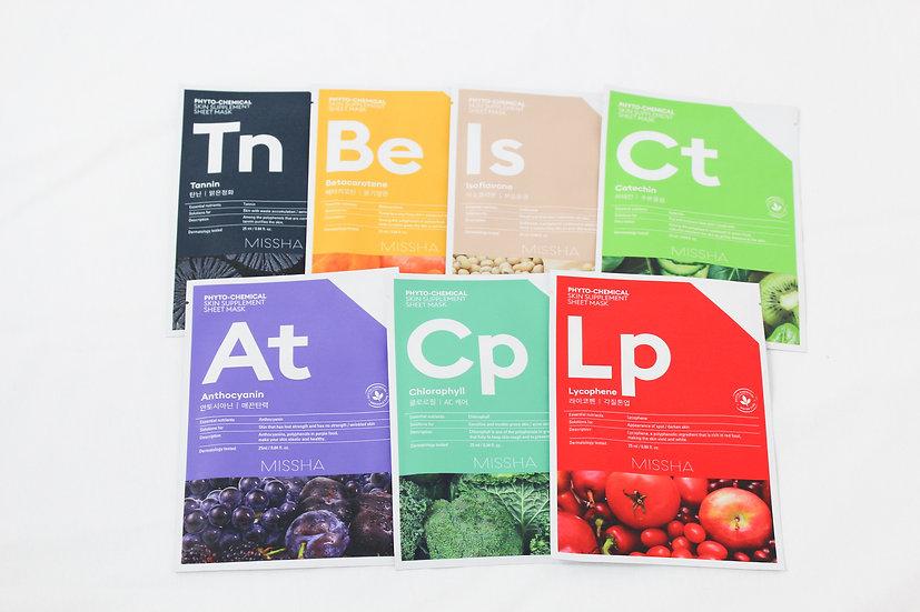 Phytochemical Skin Supplement