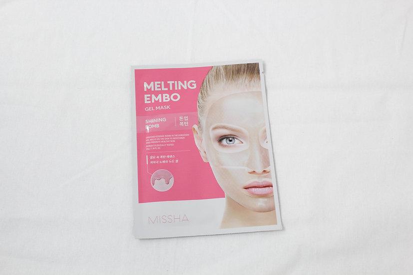 Missha Melting Embo Gel Mask - Shining Bomb