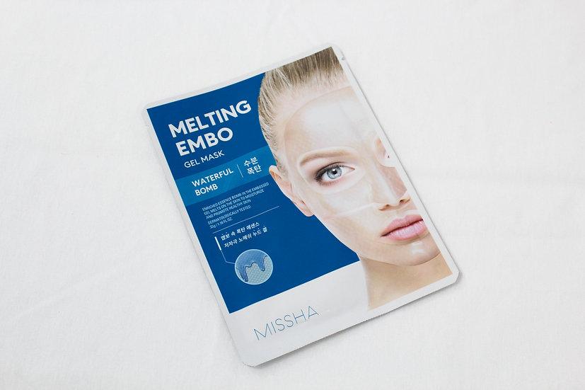 Missha Melting Embo Gel Mask - Waterful Bomb