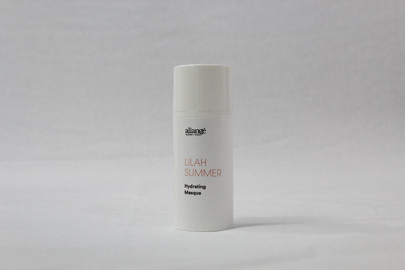 Aliangé Lilah Summer hydrating masque
