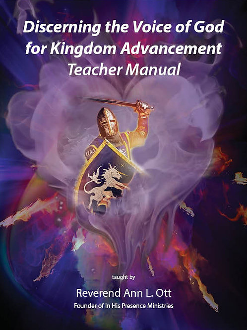 Discerning the Voice of God for Kingdom Advmnt