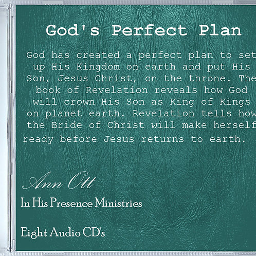 God's Perfect Plan (Revelation Study)