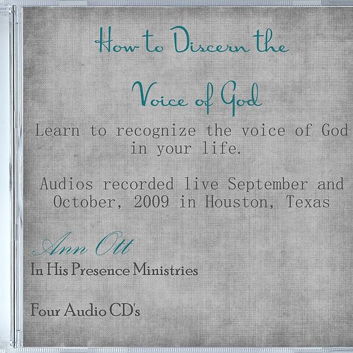 How to Discern the Voice of God