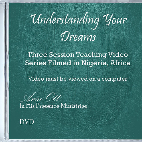 Understanding Your Dreams Video (DVD)