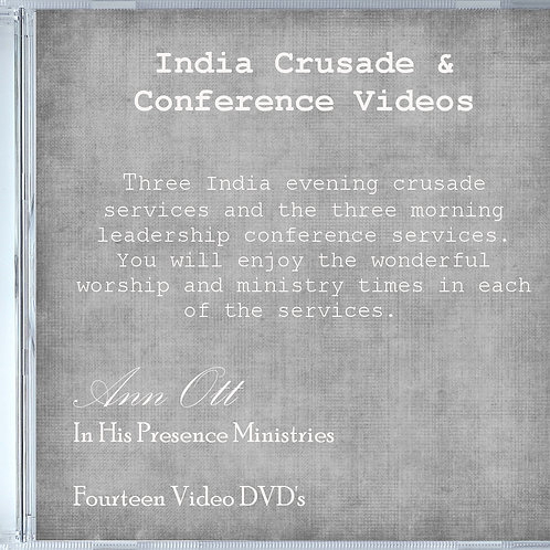 India Crusade & Conference Videos